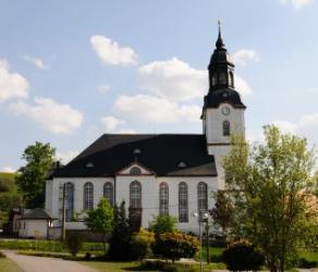 Evangelisch-lutherische Kirche Drebach