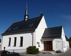 Christuskirche Venusberg