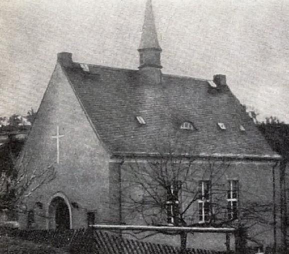 Ein (fast) vergessenes Jubiläum !  75 Jahre Weihe der Methodistenkirche in Venusberg